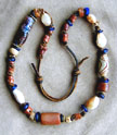 Ancient and Contemporary Bead Necklace