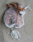Netted crystal Bag