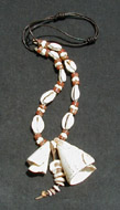 Shell Bells Necklace