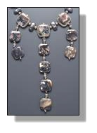 Images from Hubble Necklace