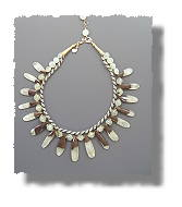 Faceted Tabiz Necklace