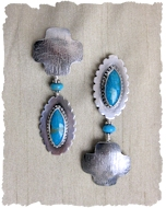 Tonopah Four Winds Earrings