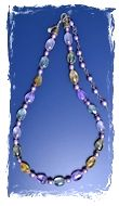 Gemstone Pebbles Set